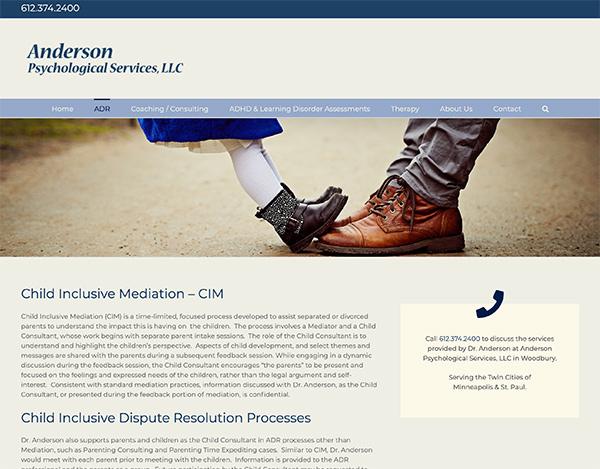 keer keer creative wordpress website design