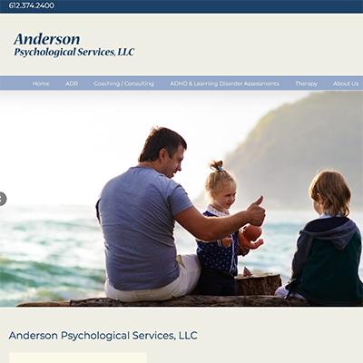 portfolio anderson psychology keer keer creative