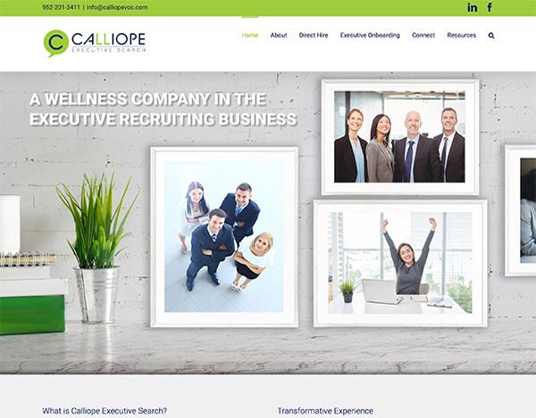 calliope executive search
